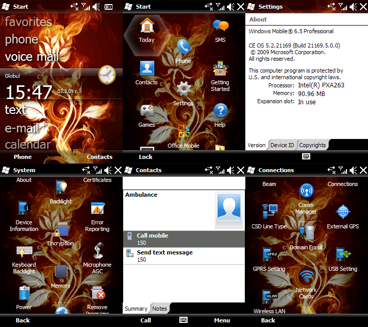 wm 6.1 rom download