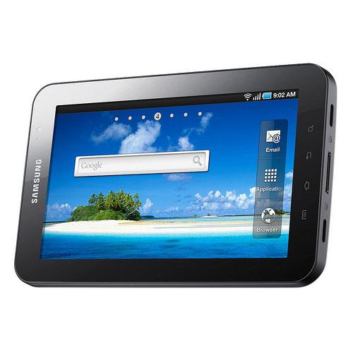 Samsung Galaxy Tab heads home to Korea on November 3