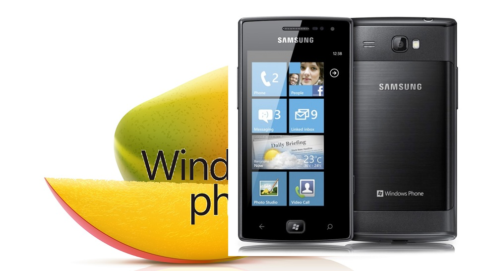 Samsung Omnia W with Windows Phone 7.5 Mango coming later ...