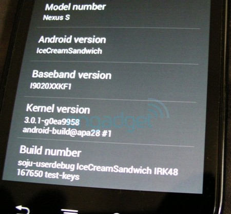 Leaked Android Ice Cream Sandwich Tutorial Video, Thanks to