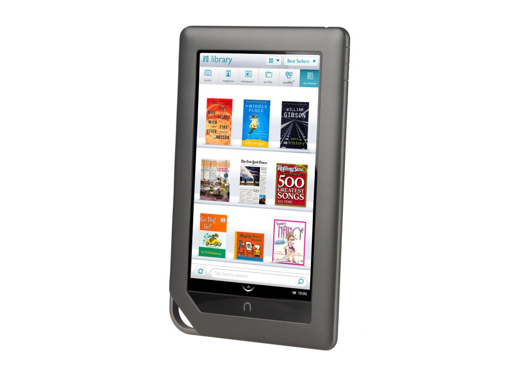 Barnes Amp Noble Speculated To Launch New Nook Color