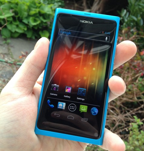 How To Run Android Ice Cream Sandwich on the Nokia N9