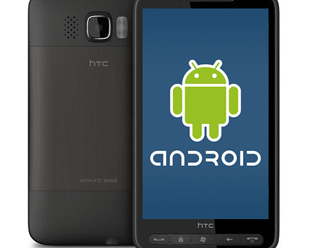 htc hd2 android roms