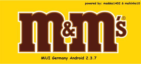 M&M`S MiUI