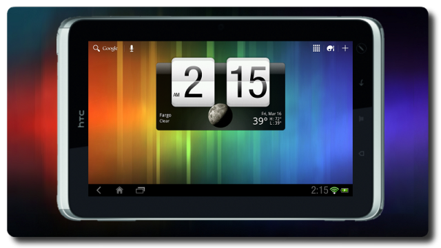 HTC Flyer ROMs