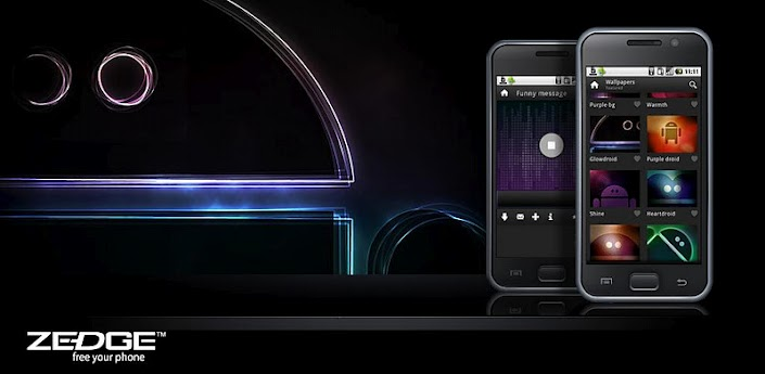 android app of the day zedge
