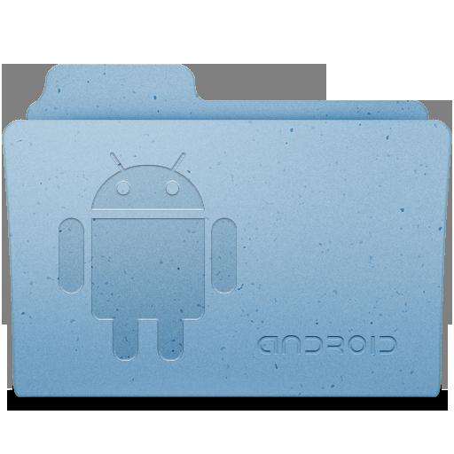 create phone folders