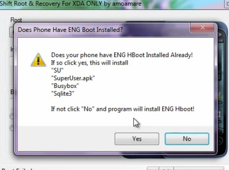 How to Root and Flash ClockworkMod Recovery on the HTC Evo