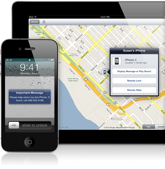 iOS App of the Day: Find My iPhone