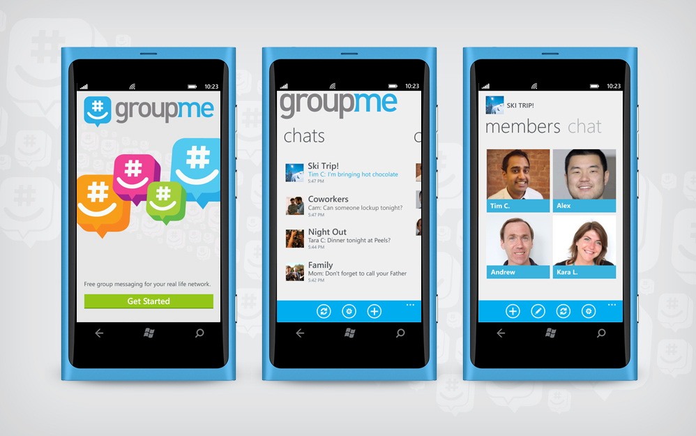 windows phone apps suggestions best free texting canadians