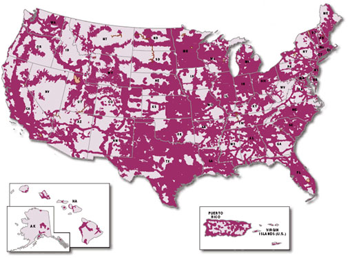 TMobiles Coverage About To Get Better - T mobile us coverage map
