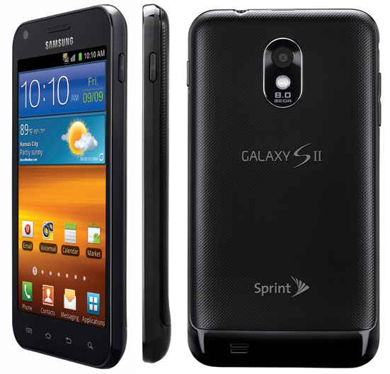 How to Root the Sprint Galaxy S II Epic 4G Touch running ...