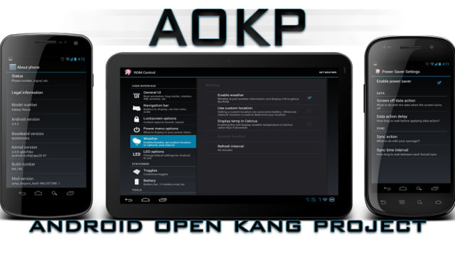 Android Open Kang Project 4.0.4