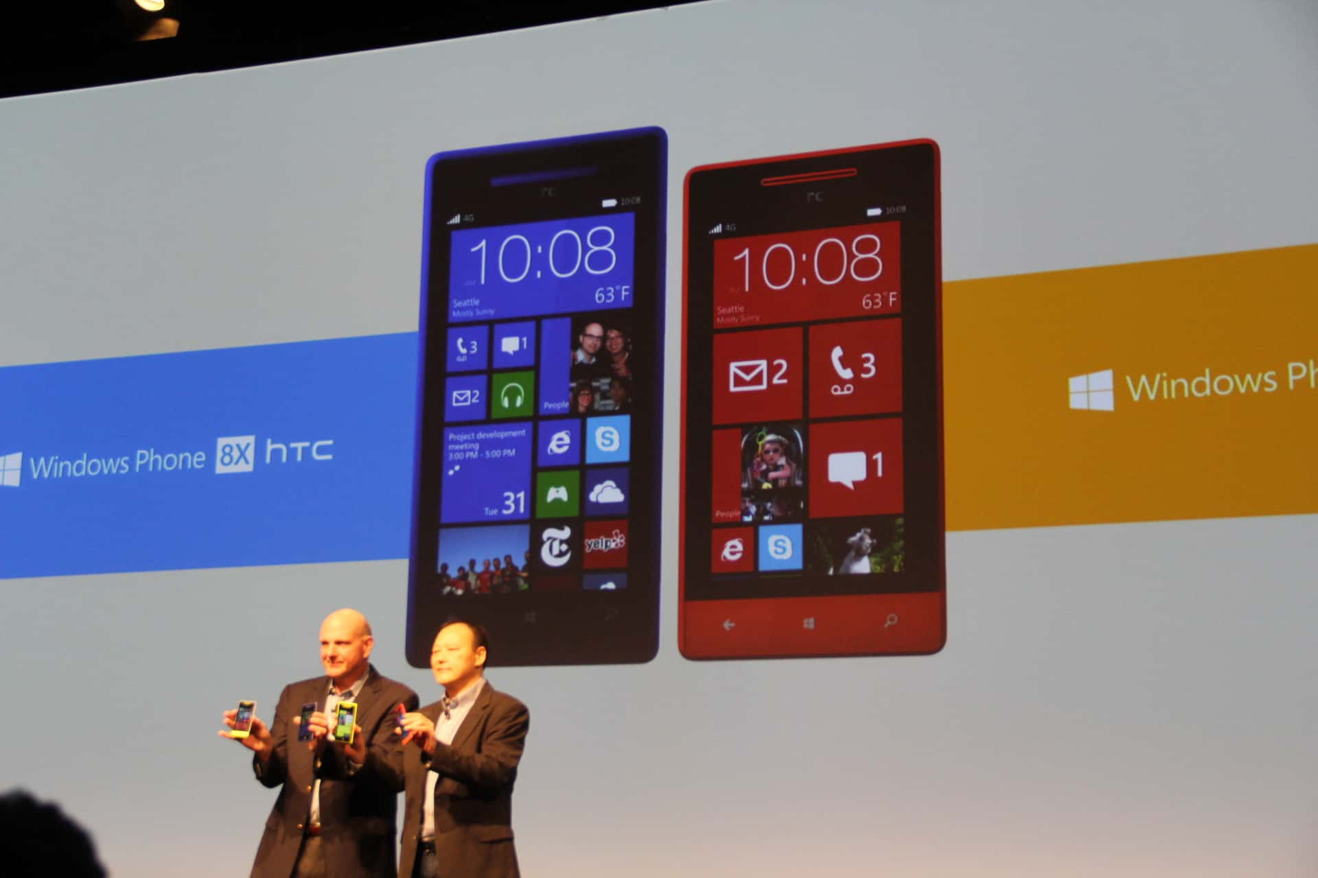 Microsoft and HTC Team Up to Unveil New Windows Phone 8 ...