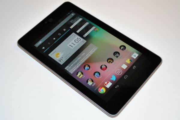 How to Unroot the Nexus 7 Tablet