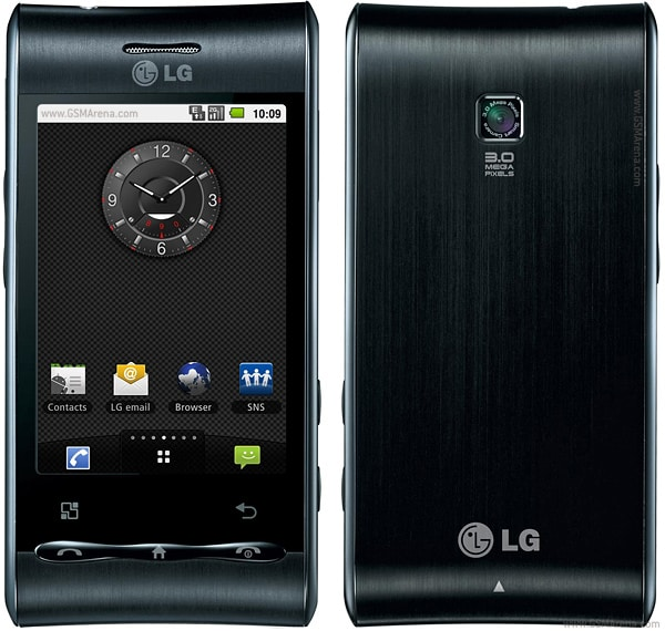 How To Root The Lg Gt540 Optimus