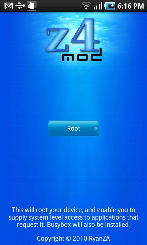 Root z4Root