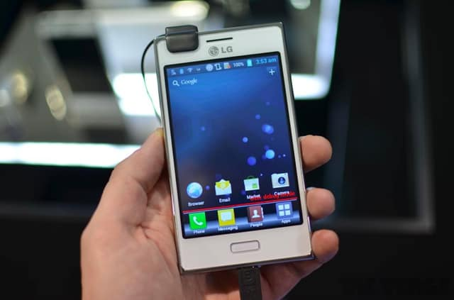How to root the lg optimus l5