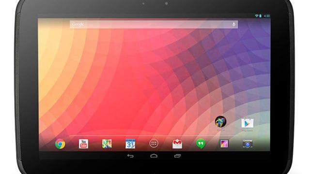 Asus Nexus 10