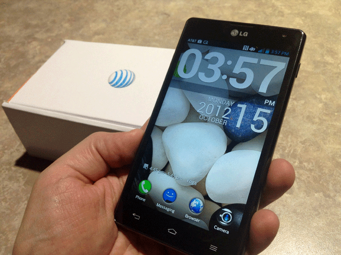 Root the AT&T Optimus G