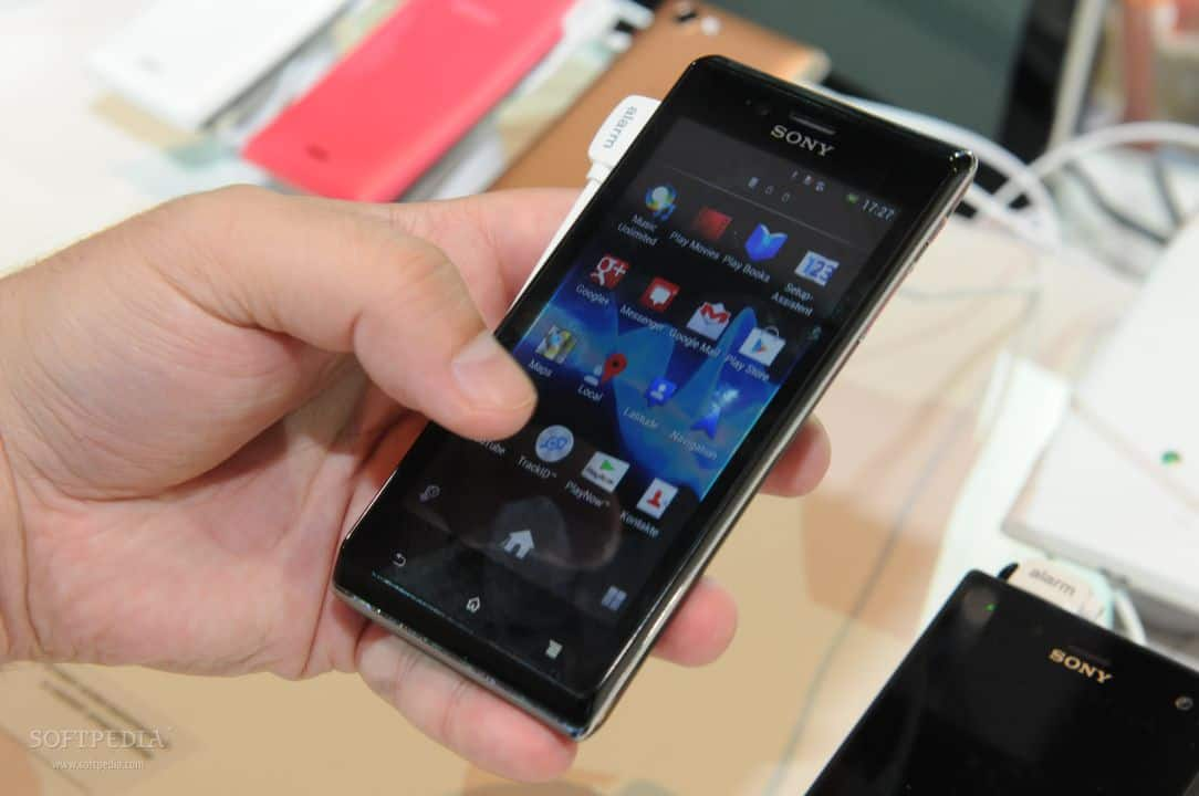 how much is a sony xperia j support details included