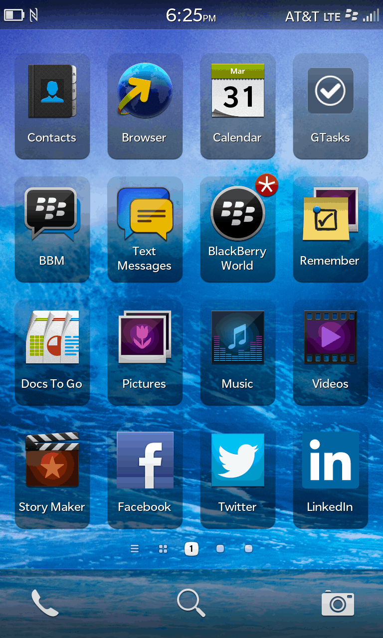How to Sync Your Google Tasks on the Blackberry Z10
