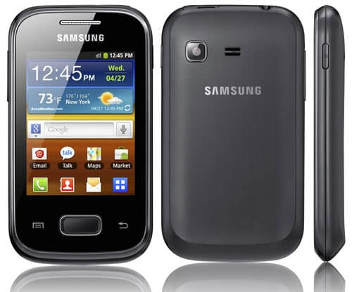 How to Root the Samsung Galaxy Pocket (GT-S5300)