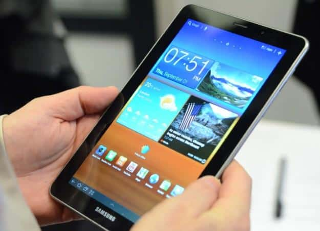 How to Flash a Custom Recovery on the Samsung Galaxy Tab 7 7