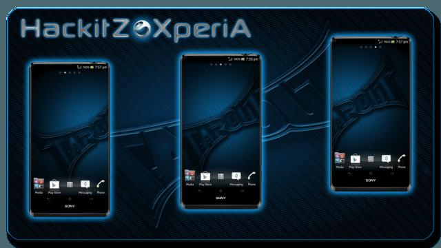 HackitZ-XperiA 3.4