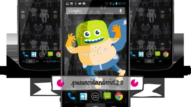 Paranoid Android v2.51