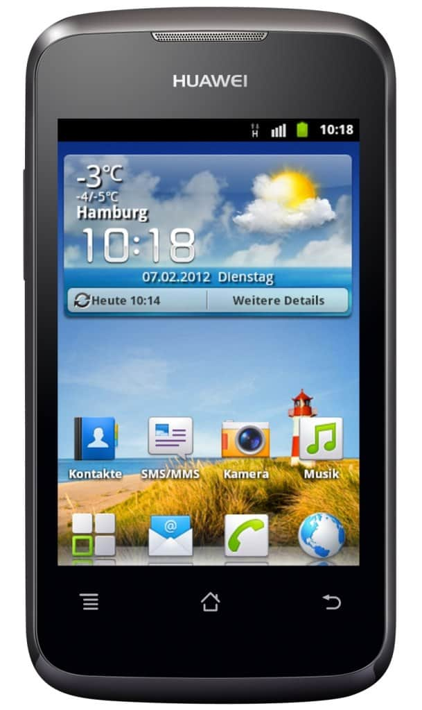 How to Root the Huawei Ascend Y200