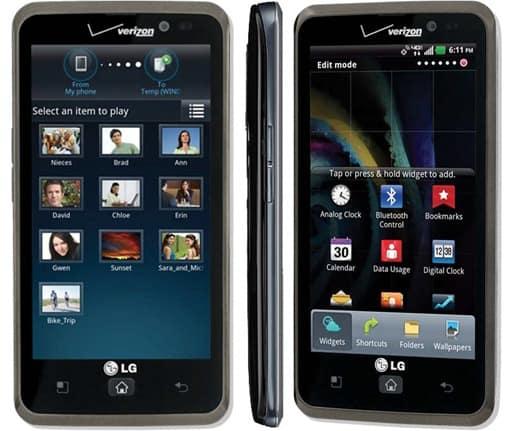 lg spectrum 2 user manual