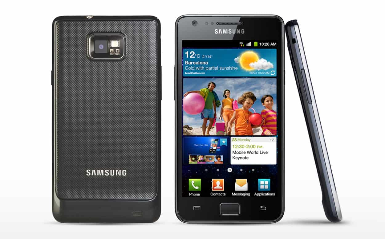 samsung galaxy s2 gt i9100 stock firmware download