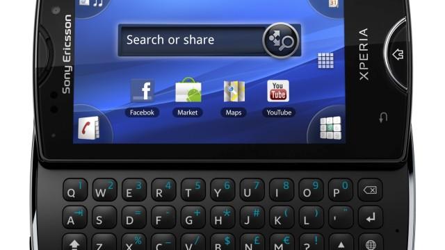 Sony Xperia Mini Pro ROMs