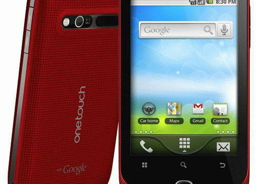 How to Root the Alcatel One Touch 990 running Gingerbread