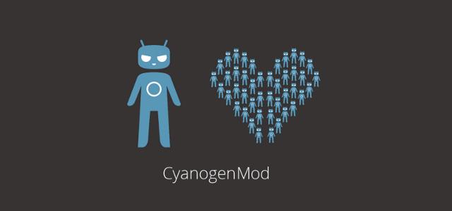 Unofficial CyanogenMod 9