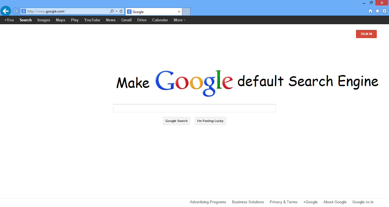How to design a search engine like Google-Easy tutorial ...