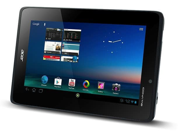 How to Root the Acer Iconia Tab A110