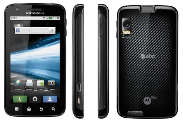 How To Flash A Custom Recovery On The Motorola Atrix 4g At Amp T