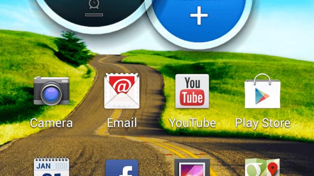 Motorola Blur UI