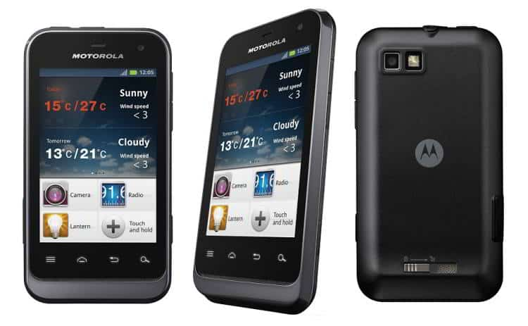 How To Root And Unroot The Motorola Defy Mini Xt320