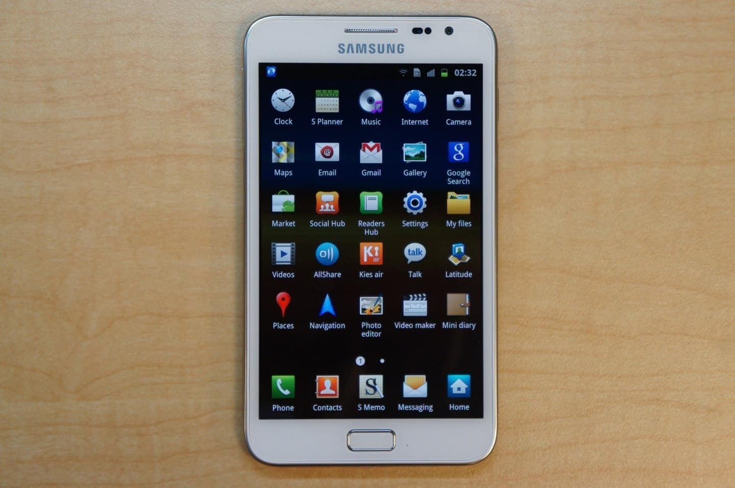 How To Overclock The Samsung Galaxy Note