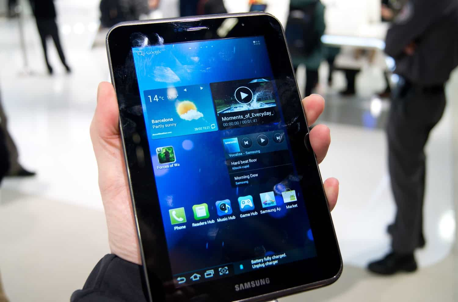 how to overclock the samsung galaxy tab