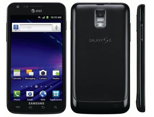 How To Root The Samsung Galaxy S2 Skyrocket At Amp T