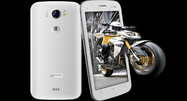 How to Flash a Custom Recovery on the Micromax Canvas 2 Plus