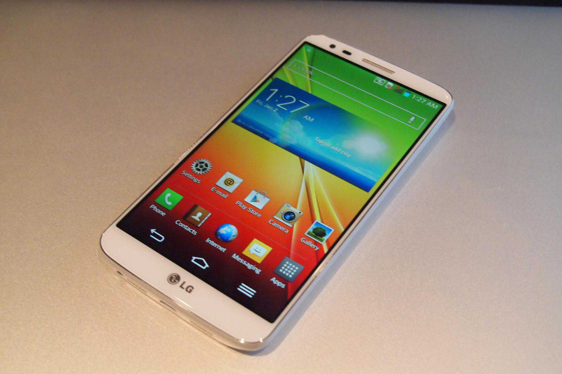 How to Flash a Custom Recovery on the LG G2 (Verizon)