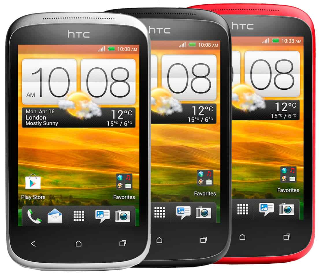 How to Flash a Custom Recovery on the HTC Desire C