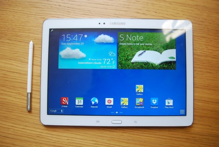 how to flash a custom recovery on the samsung galaxy note 10 1 2014 edition