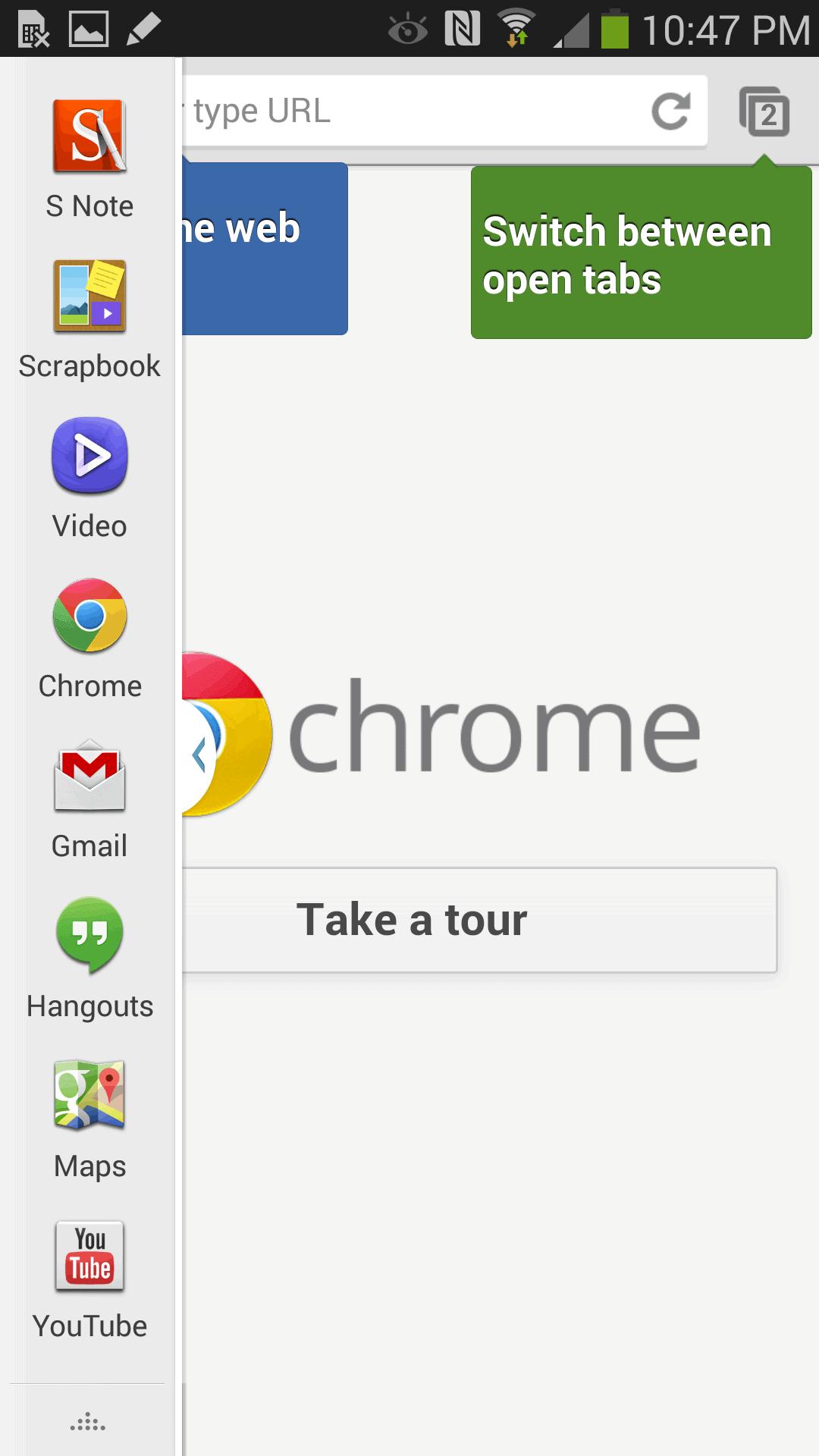 How to use scrapbook in samsung - Screenshot_2013 12 03 22 47 20