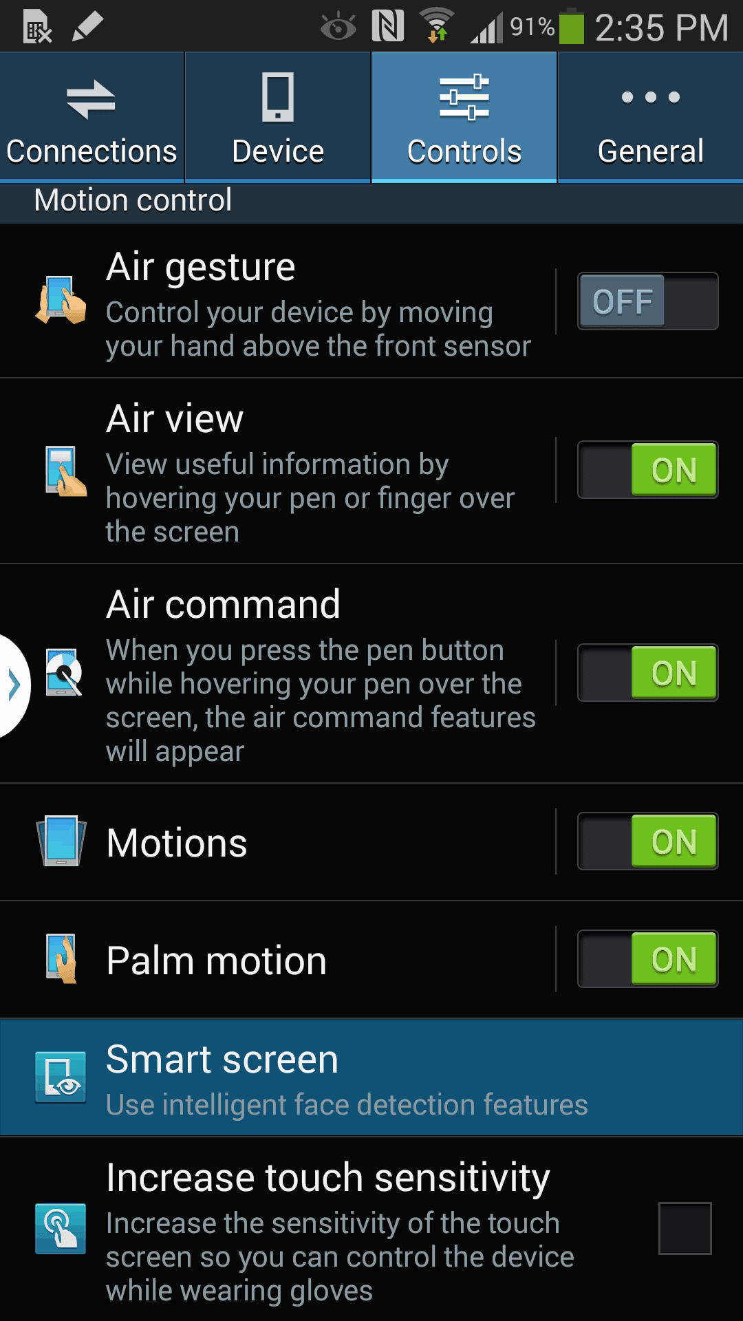 How To Scroll On Galaxy Devices Without Using Your Finger